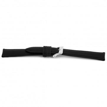 Bracelet de montre Universel F010-XL Cuir Noir 18mm