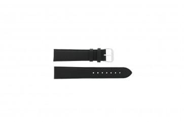 Bracelet de montre Condor 054.01L XL Cuir Noir 22mm