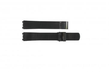 Bracelet de montre Skagen 233STMB Acier Noir 18mm