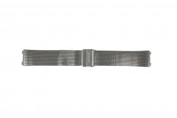 Bracelet de montre Skagen 233XLTTM / 233XLTTMO / 233XLTTB / 233XLTTM1 Milanais Gris anthracite 20mm
