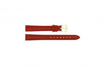 Bracelet de montre Condor 241R.06 Cuir Rouge 20mm