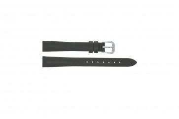 Bracelet de montre Universel 241R.07 Cuir Gris 14mm