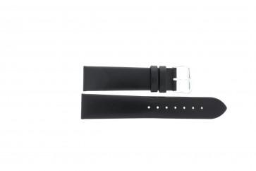 Bracelet de montre Condor 241R.01 Cuir Noir 20mm