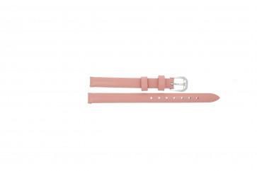 Bracelet de montre Condor 241R.06A Cuir Rose 8mm