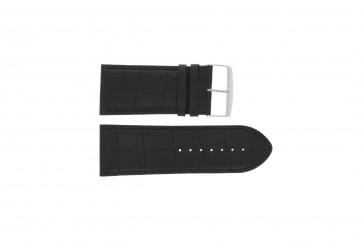 Bracelet de montre Universel 305R.01 Cuir Noir 30mm