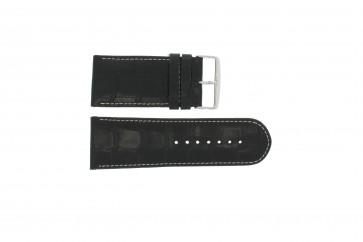Noir cuir croco 61324.24mm WP