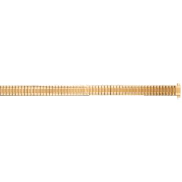 Bracelet de montre Universel FEB603 Acier Plaqué or 8-10mm