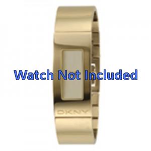 Bracelet de montre DKNY NY4041 Acier Plaqué or