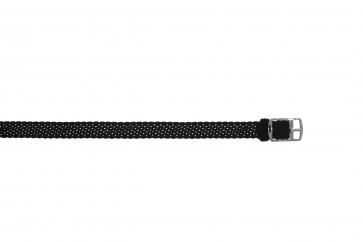 Perlon 10mm noir
