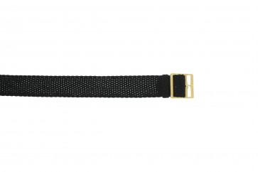 Perlon 14mm noir