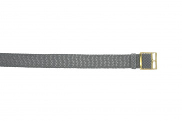 Perlon 20mm gris