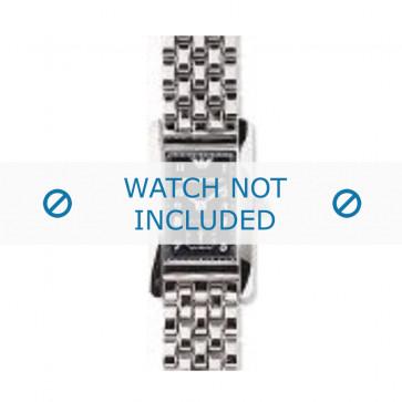 Armani bracelet de montre AR-0109 Métal Argent 14mm