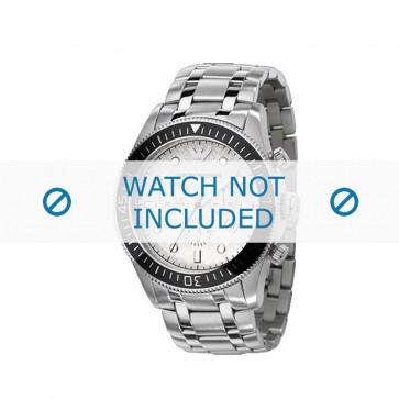 Armani bracelet de montre AR-0586 Métal Argent 26mm