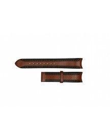 Breil bracelet de montre BW0059 Cuir Brun 20mm