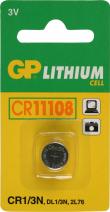 Pile CR11108 / DL1/3N / 2L76 3V