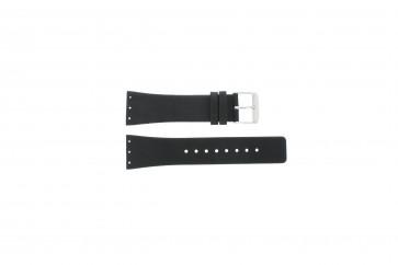 Danish Design bracelet de montre IV13Q641 / IV12Q641 / IV12Q767 / IV13Q767 Cuir Noir 23mm