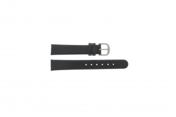 Danish Design bracelet de montre ADDBL16 Cuir Noir 16mm