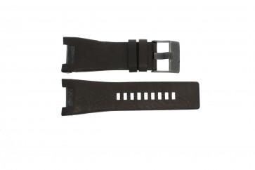 Bracelet de montre Diesel DZ1216 Cuir Brun 31mm