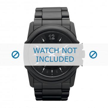 Diesel bracelet de montre DZ1516 Céramique Noir 30mm