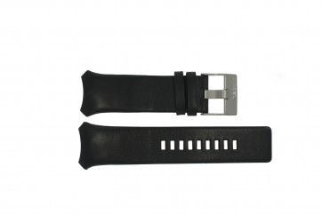 Bracelet de montre Diesel DZ3034 Cuir Noir 32mm