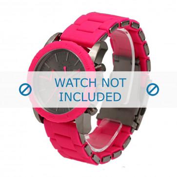 Diesel bracelet de montre DZ5362 Acier inoxydable Rose 22mm