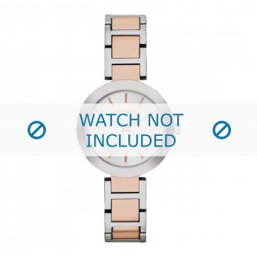 DKNY bracelet de montre NY2402 Métal Rosé