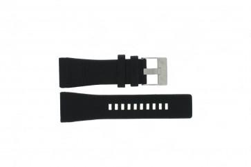 Bracelet de montre Diesel DZ1116 / DZ1115 Cuir Noir 29mm