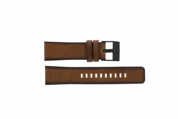 Bracelet de montre Diesel DZ4317 Cuir Brun 27mm