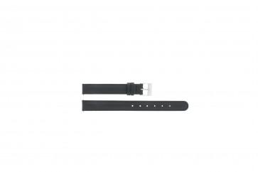 Bracelet de montre Universel C012 XL Cuir Noir 12mm