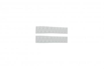 Bracelet de montre Festina F16021-D Silicone Blanc 18mm