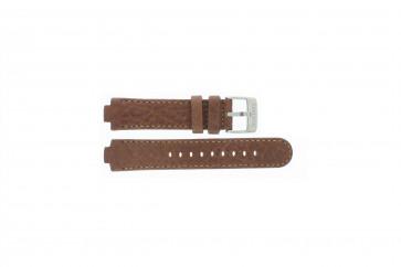 Bracelet de montre Festina F16049/3 Cuir Brun 16mm