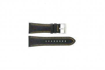 Bracelet de montre Festina F16235/7 Cuir Noir 28mm