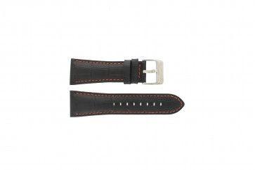 Bracelet de montre Festina F16235-3 Cuir Noir 28mm