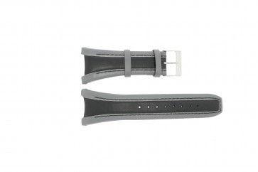 Bracelet de montre Festina F6725-6 Cuir Gris 31mm