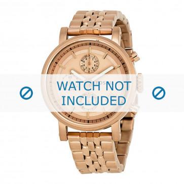 Fossil bracelet de montre ES3380 Métal Rosé 18mm