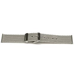 Geen merk bracelet de montre YI47 Métal Argent 24mm
