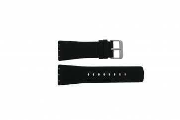 Danish Design bracelet de montre IV13Q729 Cuir Noir 28mm