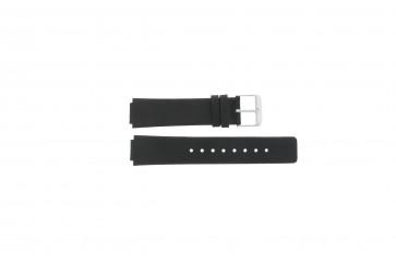 Bracelet de montre Danish Design IV12Q884 Cuir Noir 14mm