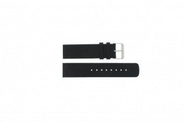 Bracelet de montre Skagen 224LSL / 224LSLB / 224LSLN Cuir Noir 22mm