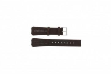 Bracelet de montre Skagen 433LSL1 Cuir Brun 20mm