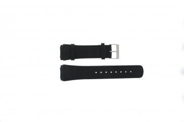 Skagen bracelet de montre 856XLSLC Cuir Noir 26mm