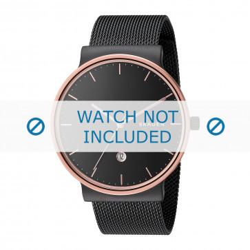 Skagen bracelet de montre SKW6296 Métal Gris 20mm