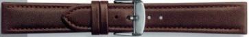 Bracelet de montre Universel 283R.02 Cuir Brun 18mm