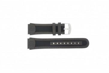 Timex bracelet de montre T40091 Cuir Noir 20mm