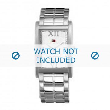 Tommy Hilfiger bracelet de montre TH-67-1-14-0760 Métal Argent