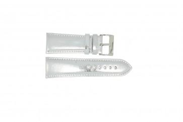 Bracelet de montre Universel 369.31 Cuir Acier 28mm