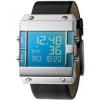 Bracelet de montre Diesel DZ7118 Cuir Noir 28mm