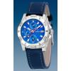 Bracelet de montre Festina F16243-D Cuir Bleu 21mm