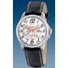 Bracelet de montre Festina F16275 / F16275-C Cuir Bleu 21mm