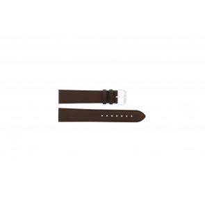 Bracelet de montre Condor 054L.02 XL Cuir Brun 20mm